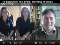 The Bookwright Tom Evans Interviews The English Sisters