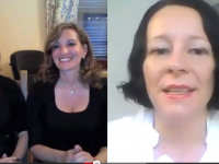 Chat-view with Maria Johnson