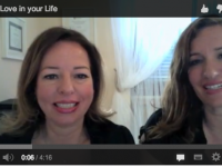 Everyday Hypnosis with The English Sisters. Attract love in your life.